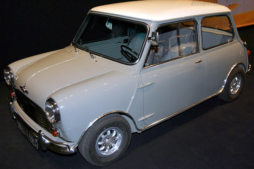 Click here to open the Mini Cooper 970 S gallery