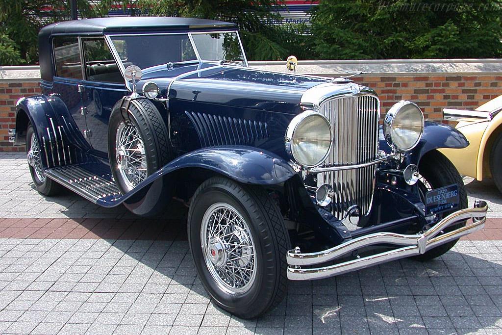 Click here to open the Duesenberg J Murphy Sport Sedan gallery