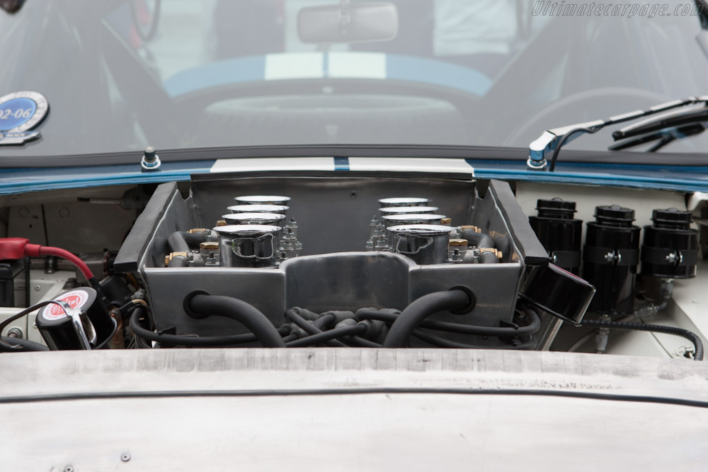 AC Shelby Cobra Daytona Coupe - Chassis: CSX2601   - 2011 Pebble Beach Concours d'Elegance