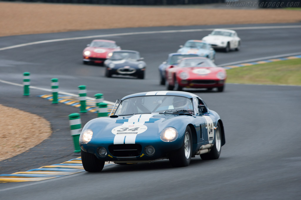 AC Shelby Cobra Daytona Coupe - Chassis: CSX2601   - 2012 Le Mans Classic