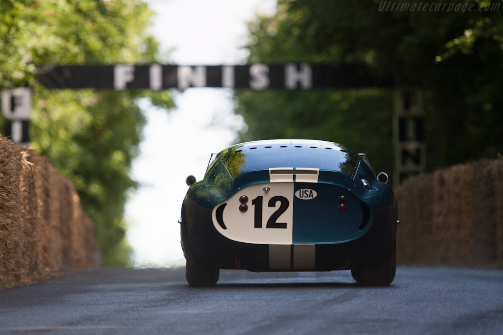 AC Shelby Cobra Daytona Coupe - Chassis: CSX2300   - 2012 Goodwood Festival of Speed
