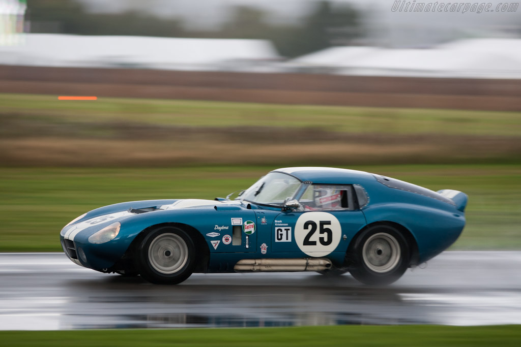 AC Shelby Cobra Daytona Coupe - Chassis: CSX2300   - 2011 Goodwood Revival