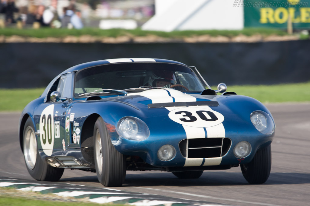 AC Shelby Cobra Daytona Coupe - Chassis: CSX2300   - 2008 Goodwood Revival