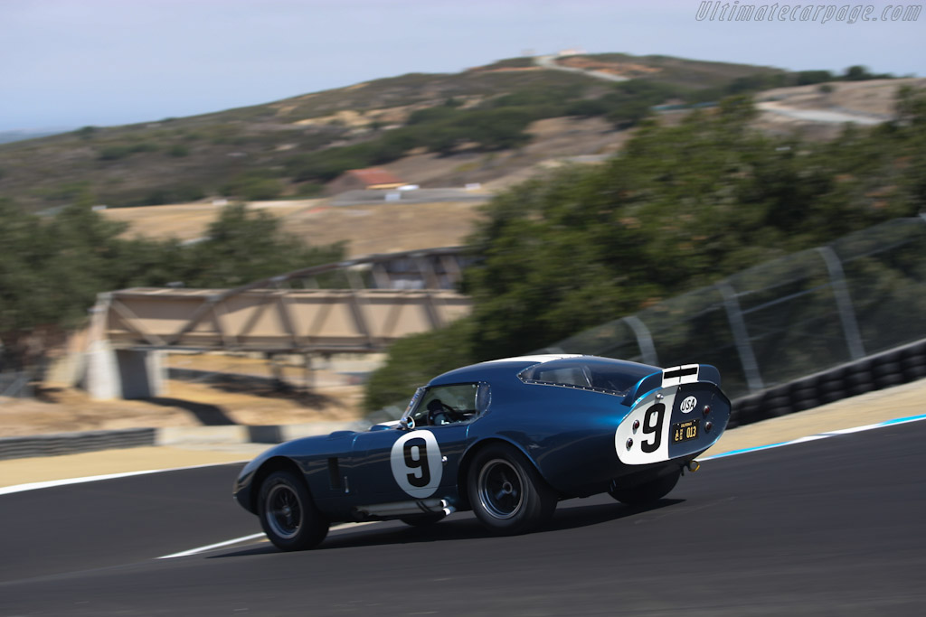 AC Shelby Cobra Daytona Coupe - Chassis: CSX2286   - 2007 Monterey Historic Automobile Races