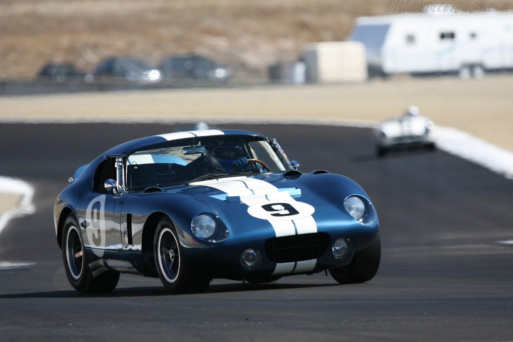 AC Shelby Cobra Daytona Coupe - Chassis: CSX2286   - 2007 Monterey Historic Automobile Races