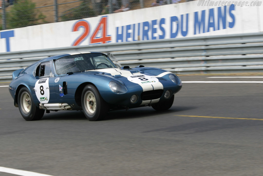 AC Shelby Cobra Daytona Coupe - Chassis: CSX2299   - 2004 Le Mans Classic