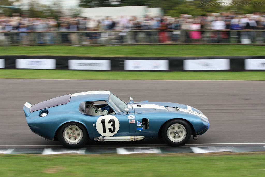 AC Shelby Cobra Daytona Coupe - Chassis: CSX2299   - 2007 Goodwood Revival