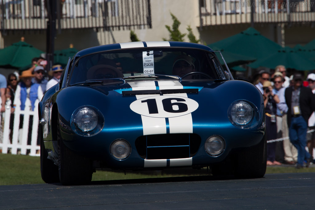 AC Shelby Cobra Daytona Coupe - Chassis: CSX2602   - 2015 Pebble Beach Concours d'Elegance