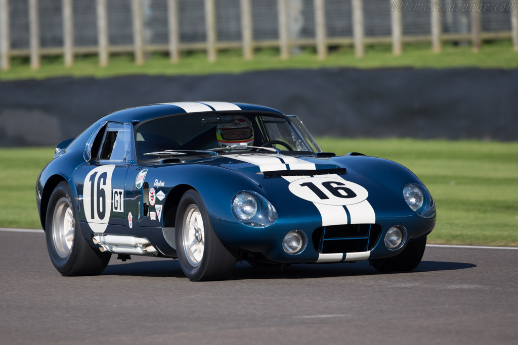 AC Shelby Cobra Daytona Coupe - Chassis: CSX2602   - 2015 Goodwood Revival