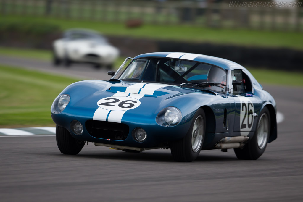 AC Shelby Cobra Daytona Coupe - Chassis: CSX2601  - 2015 Goodwood Revival