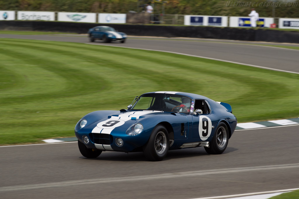 AC Shelby Cobra Daytona Coupe - Chassis: CSX2286   - 2015 Goodwood Revival