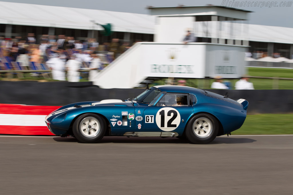 AC Shelby Cobra Daytona Coupe - Chassis: CSX2300   - 2015 Goodwood Revival