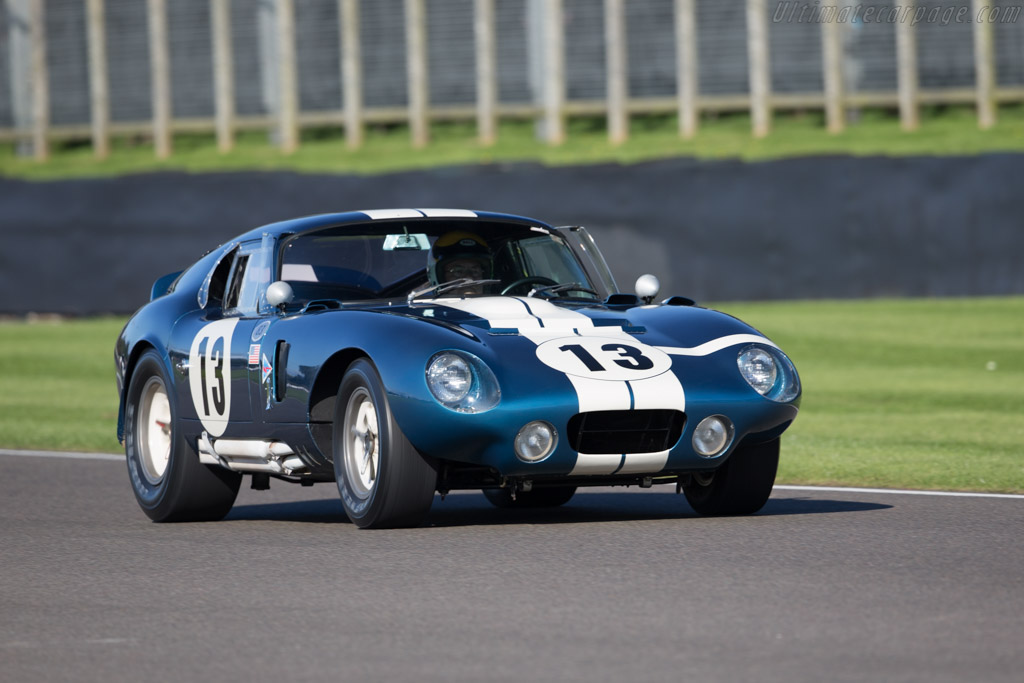 AC Shelby Cobra Daytona Coupe - Chassis: CSX2299   - 2015 Goodwood Revival