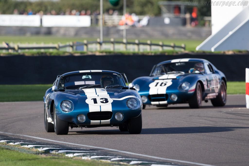 1964 - 1965 AC Shelby Cobra Daytona Coupe - Images ...