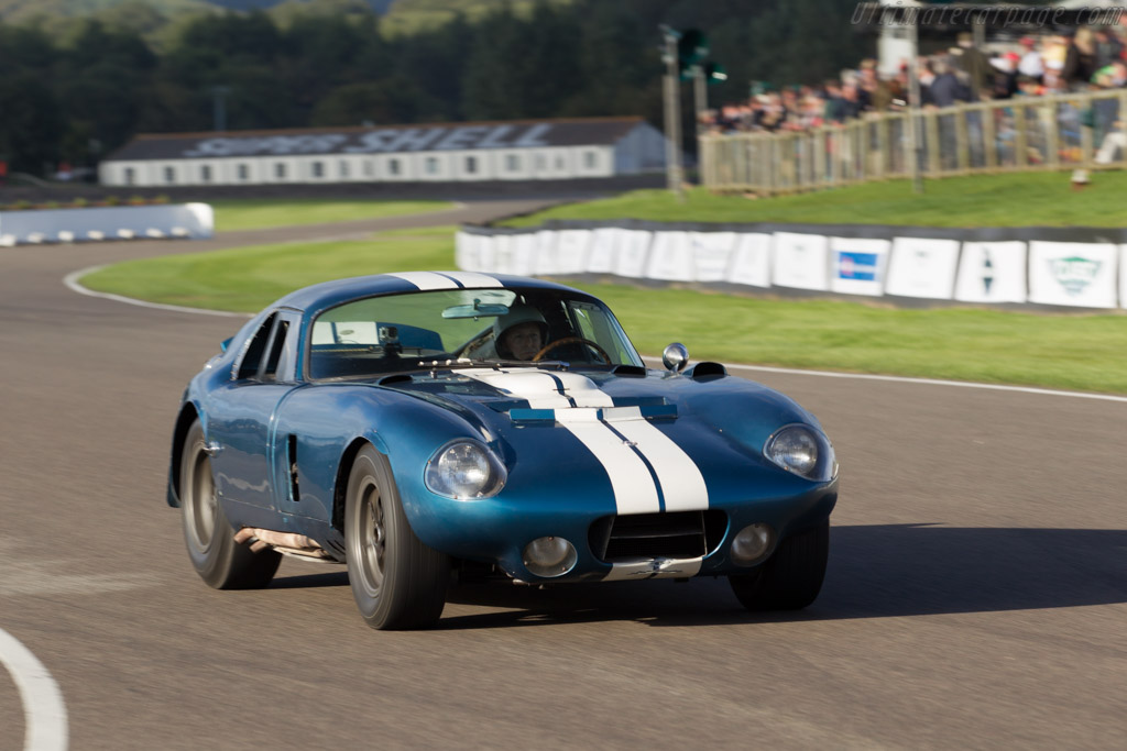 AC Shelby Cobra Daytona Coupe - Chassis: CSX2287   - 2015 Goodwood Revival