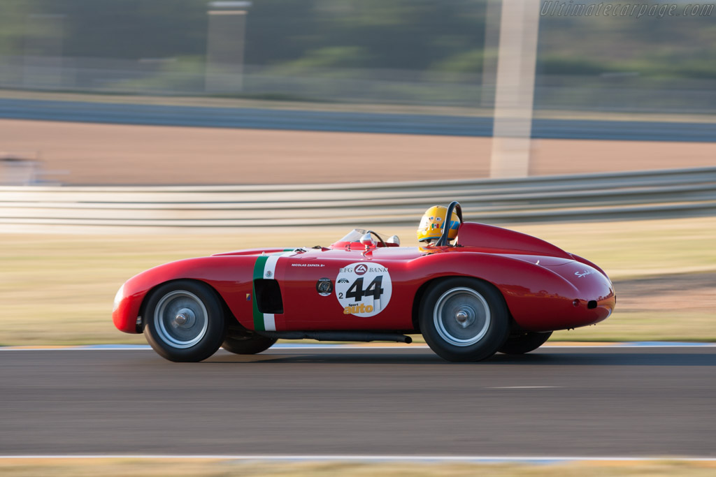 Ferrari 625 LM Scaglietti Spyder - Chassis: 0612MDTR   - 2010 Le Mans Classic