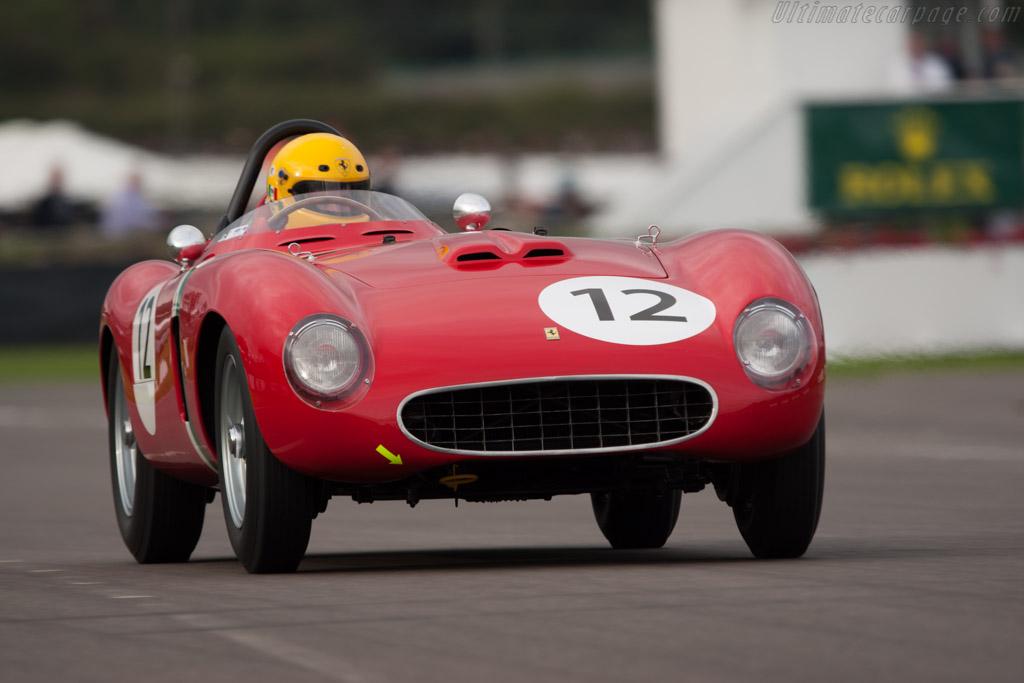 Click here to open the Ferrari 625 LM Scaglietti Spyder gallery