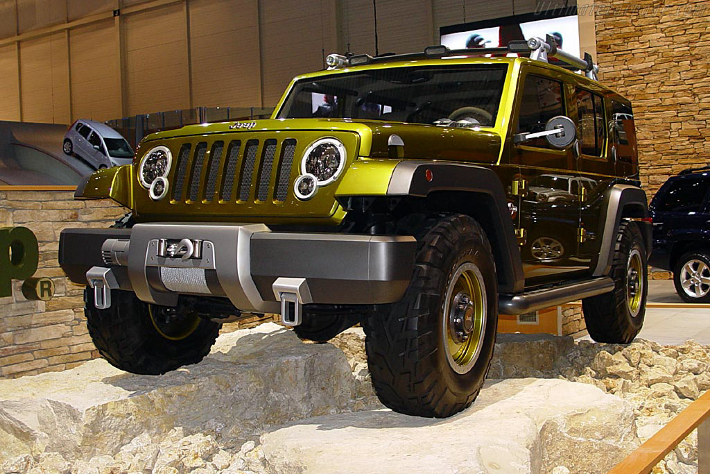Click here to open the Jeep Rescue Concept gallery