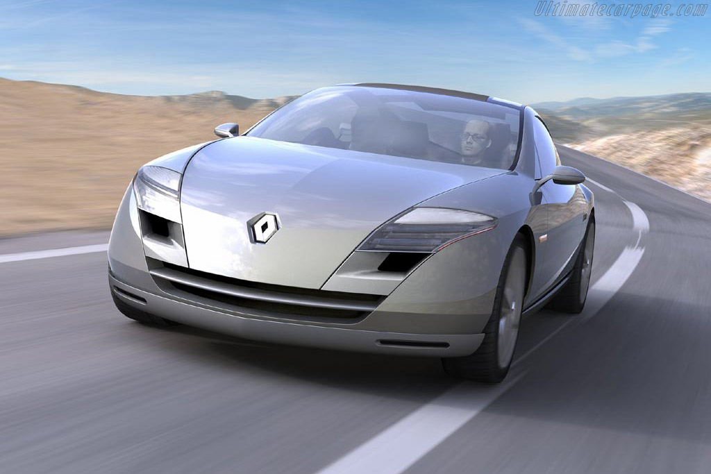 Click here to open the Renault Fluence Concept gallery