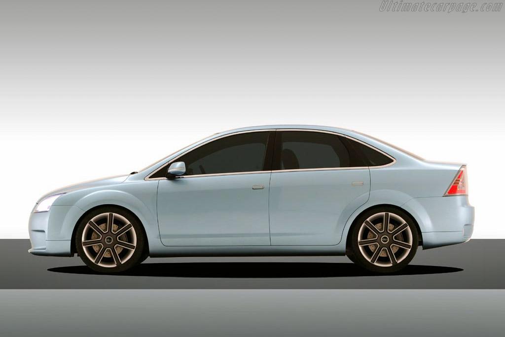 Ford Focus Concept Car