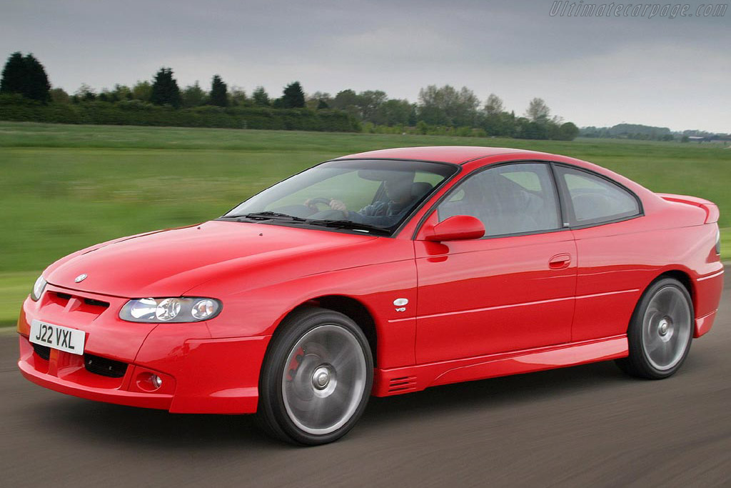 Click here to open the Vauxhall Monaro VXR gallery