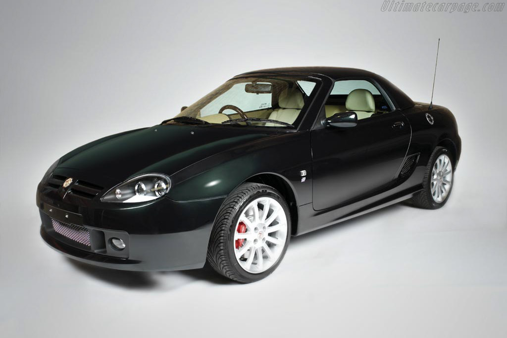 Click here to open the MG TF 160 Coupe gallery