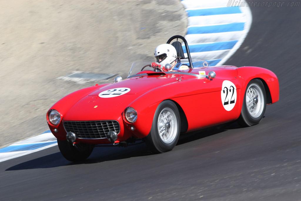 Ferrari 500 Mondial Pinin Farina Spyder - Chassis: 0408MD   - 2007 Monterey Historic Automobile Races
