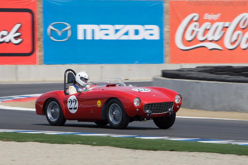 Ferrari 500 Mondial Pinin Farina Spyder - Chassis: 0408MD   - 2008 Monterey Historic Automobile Races