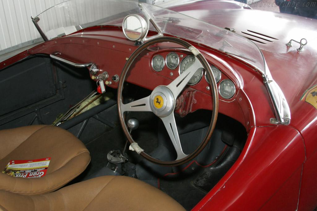 Ferrari 500 Mondial Pinin Farina Spyder - Chassis: 0458MD   - 2010 Monaco Historic Grand Prix