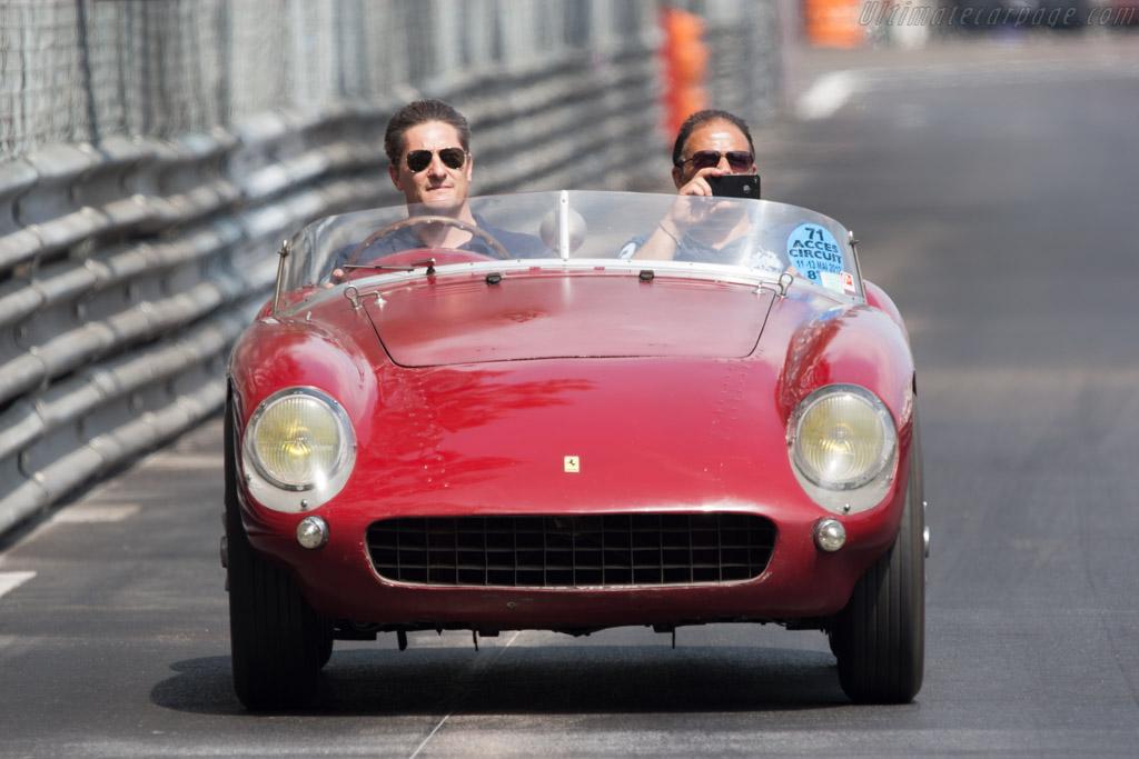 Ferrari 500 Mondial Pinin Farina Spyder - Chassis: 0458MD   - 2012 Monaco Historic Grand Prix