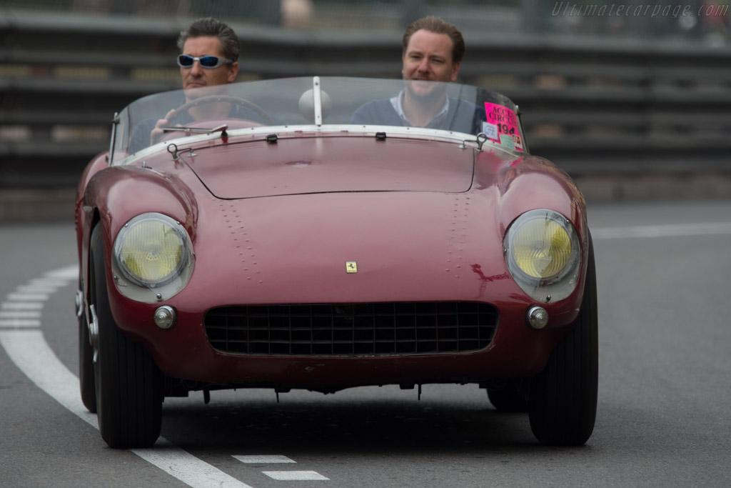 Ferrari 500 Mondial Pinin Farina Spyder - Chassis: 0458MD   - 2014 Monaco Historic Grand Prix