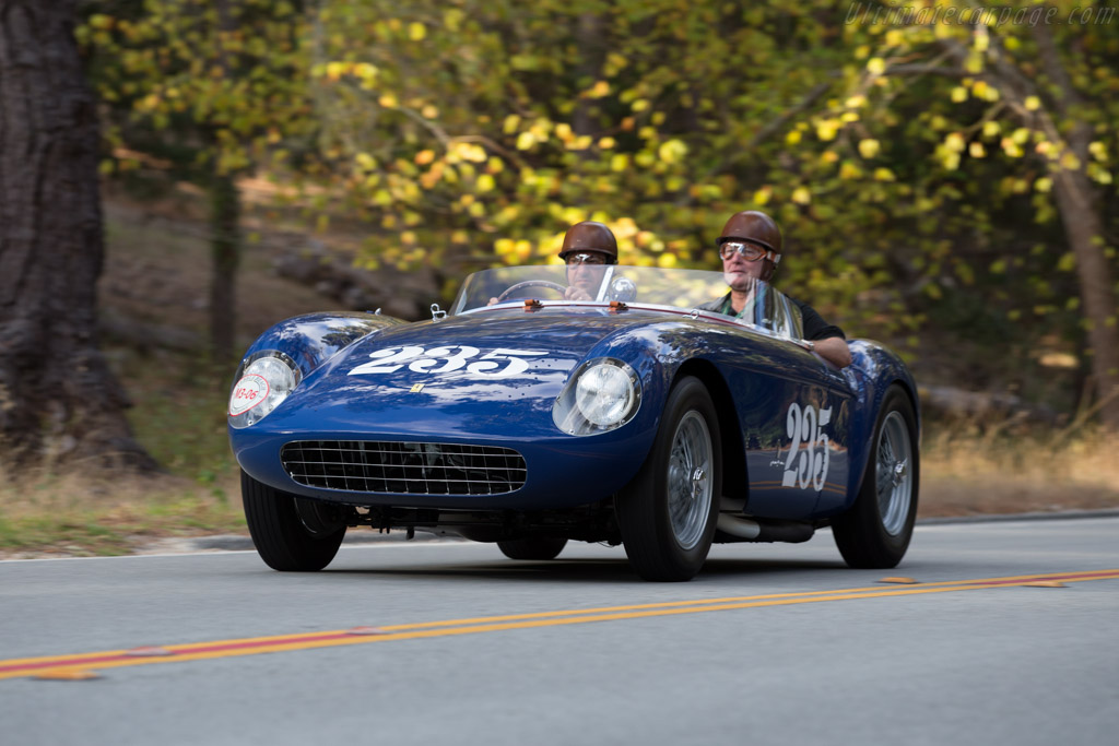 Ferrari 500 Mondial Pinin Farina Spyder - Chassis: 0438MD   - 2015 Pebble Beach Concours d'Elegance