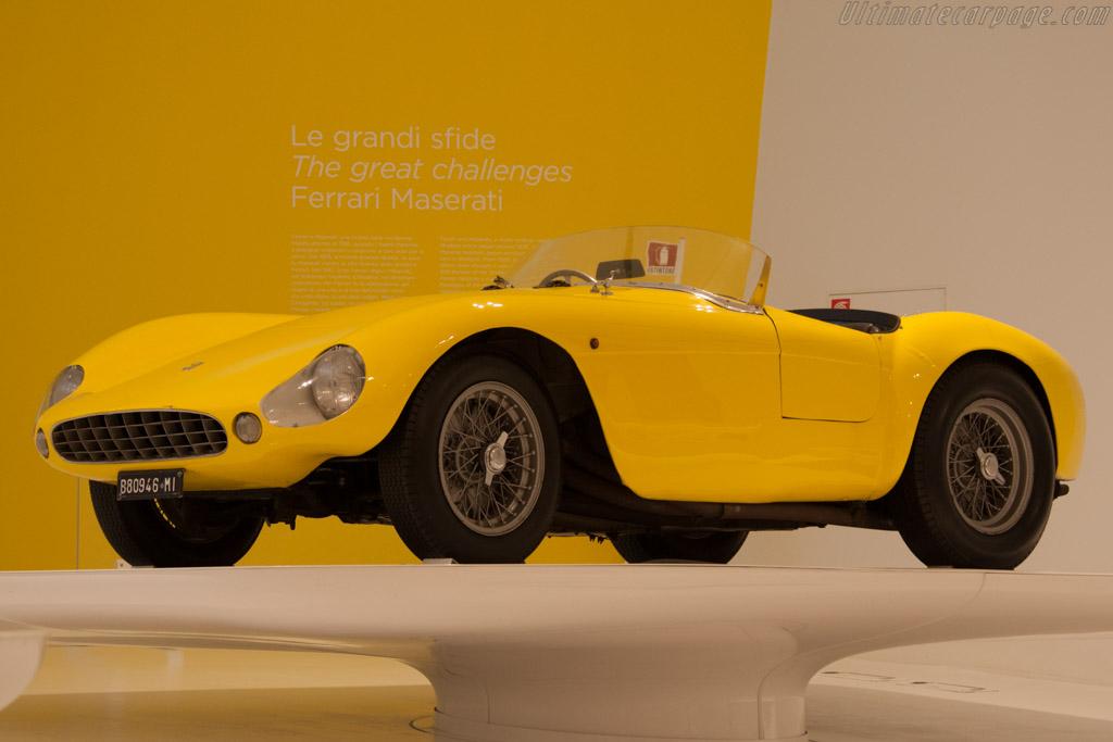 Ferrari 500 Mondial Pinin Farina Spyder - Chassis: 0410MD   - Museo Casa Enzo Ferrari