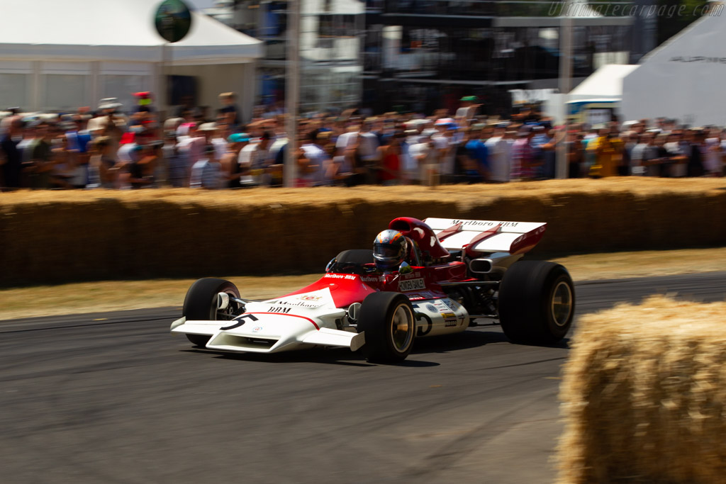 BRM P160 - Chassis: P160/07   - 2018 Goodwood Festival of Speed