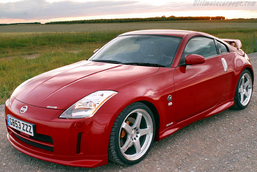 2004 nissan 350z nismo images specifications and information. Black Bedroom Furniture Sets. Home Design Ideas