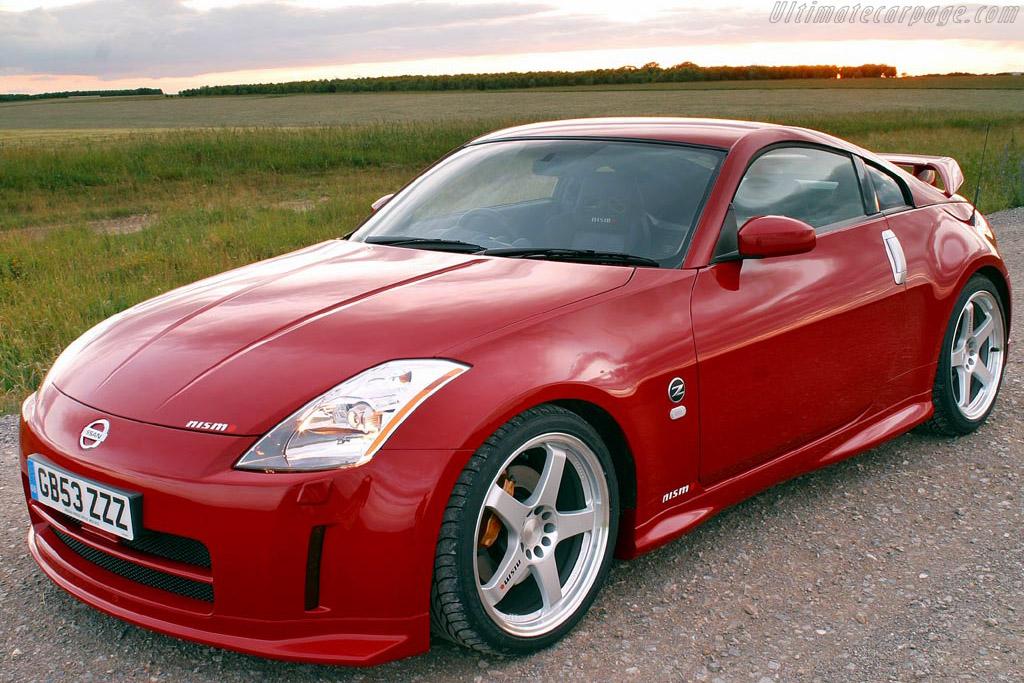 Nissan z spec
