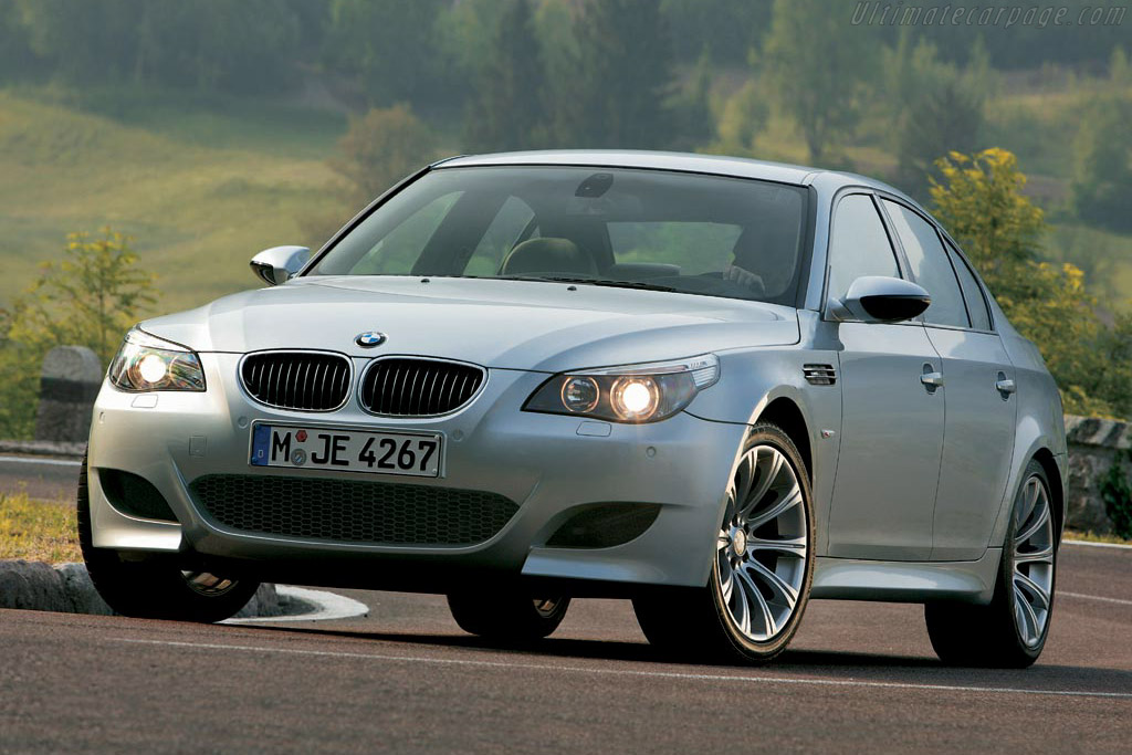 Click here to open the BMW E60 M5 gallery