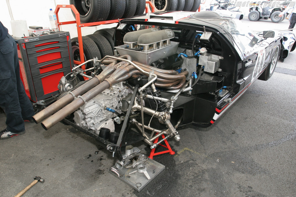 Ford GT40 - Chassis: GT40P/1023   - 2008 Le Mans Classic