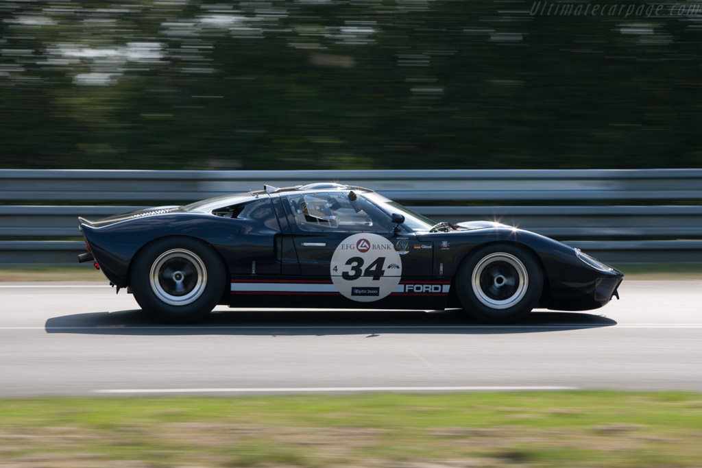 Ford GT40 - Chassis: GT40P/1023   - 2010 Le Mans Classic
