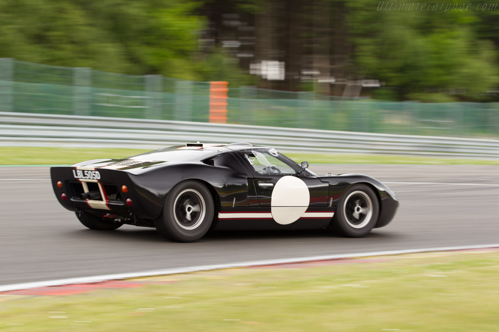 Ford GT40 - Chassis: GT40P/1023   - 2015 Modena Trackdays