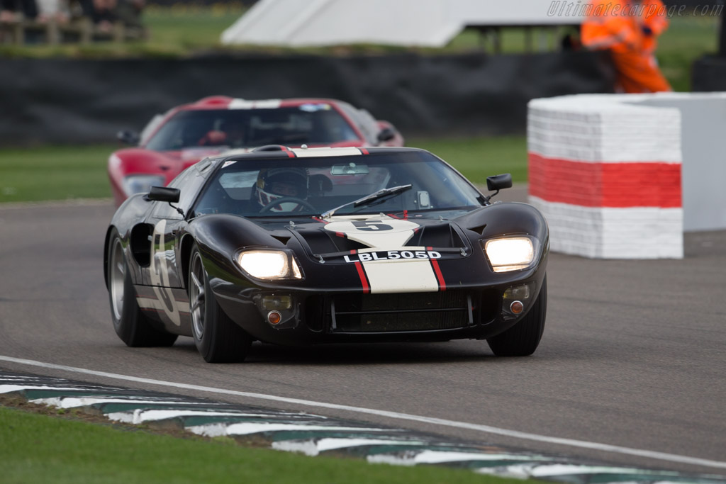 Ford GT40 - Chassis: GT40P/1023   - 2017 Goodwood Members' Meeting