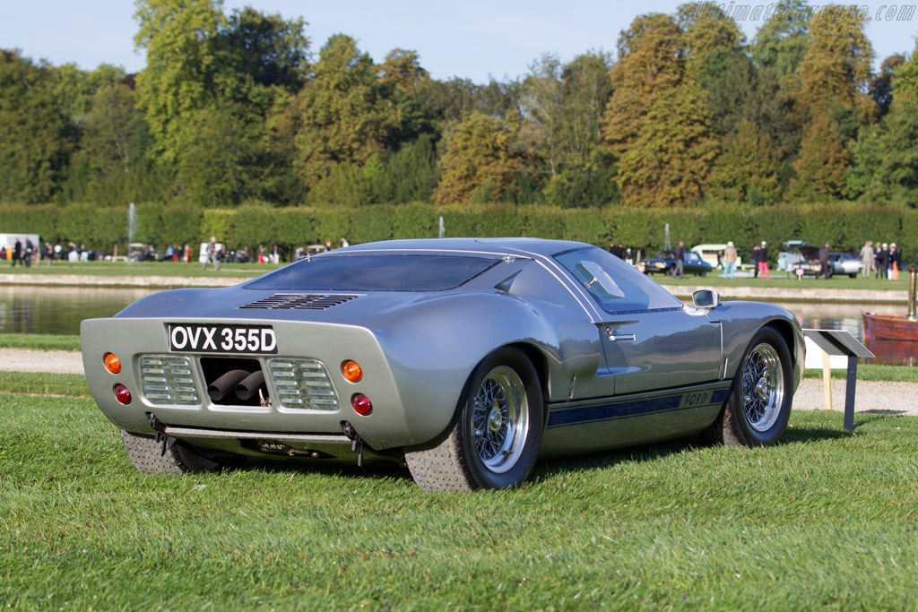 Ford GT40 - Chassis: GT40P/1013   - 2015 Chantilly Arts & Elegance