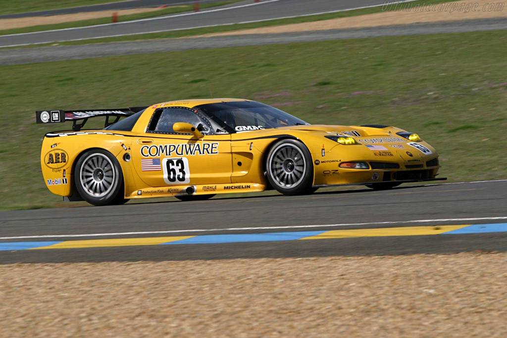 2004 Chevrolet Corvette C5 R Images Specifications And