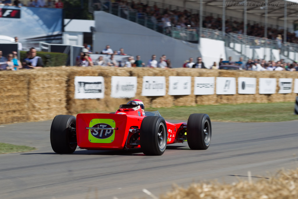 Lotus 56 Pratt & Whitney - Chassis: 56/1   - 2017 Goodwood Festival of Speed