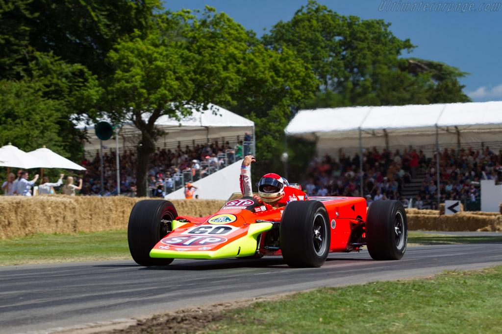 Lotus 56 Pratt & Whitney - Chassis: 56/1   - 2017 Goodwood Festival of Speed