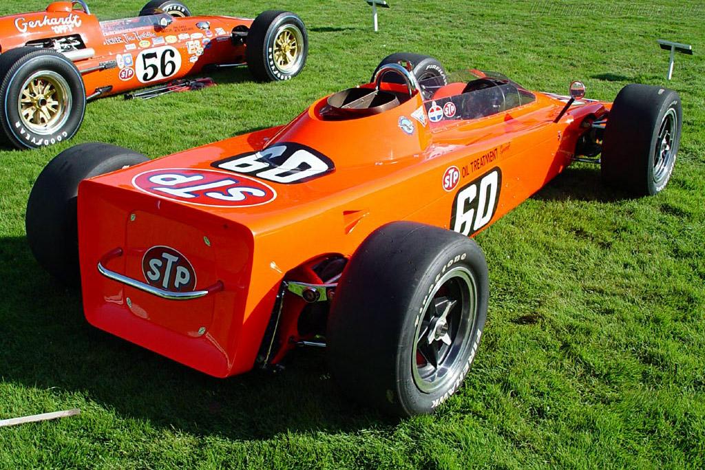 Lotus 56 Pratt & Whitney