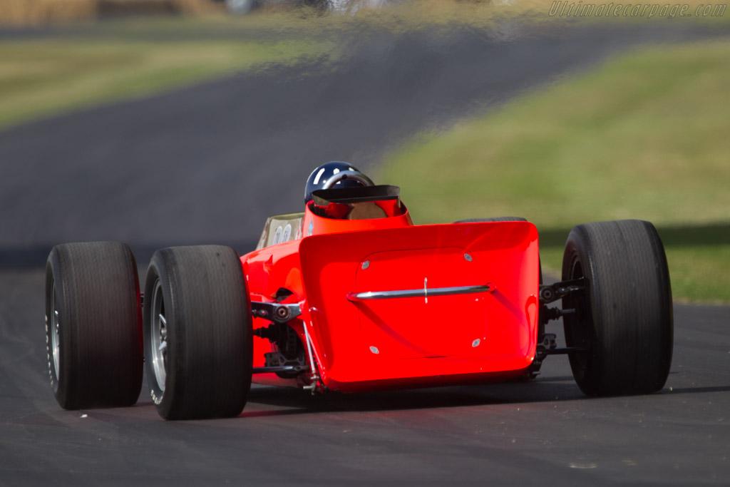 Lotus 56 Pratt & Whitney - Chassis: 56/1 - Driver: Damon Hill  - 2013 Goodwood Festival of Speed