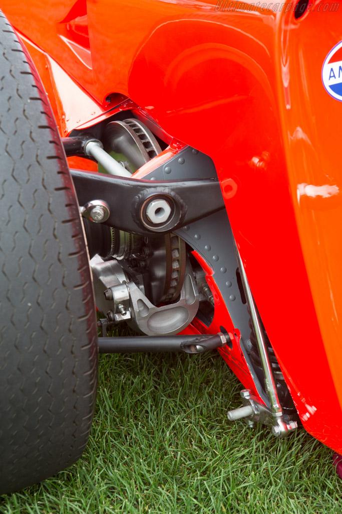 Lotus 56 Pratt & Whitney - Chassis: 56/3   - 2014 The Quail, a Motorsports Gathering