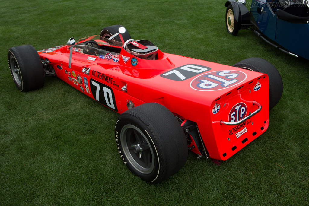 Lotus 56 Pratt & Whitney - Chassis: 56/3   - 2014 The Quail, a Motorsports Gathering