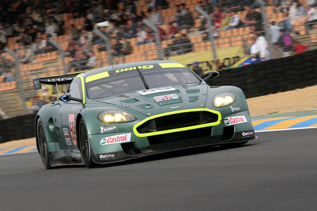 2005 2008 Aston Martin Dbr9 Images Specifications And